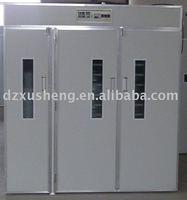 XSB-2 3168pcs Chicken incubator and hatchery