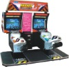 Manx TT Moto Game Machine