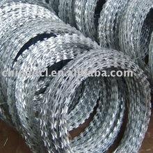 razor fencing wire;razor wire