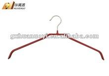 Pvc coated metal hanger/metal clothes hanger