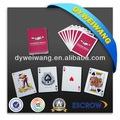 Papel de cartas y naipes, de diseño personalizado