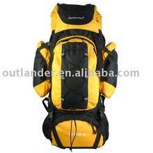 Big size waterproof camping hiking backpack