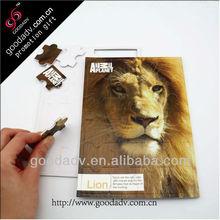 2012 new arrive promotion gift eva puzzle