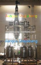 centrifugal type sracped thin-film evaporator