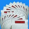 FedEX ziplock packing list envelope