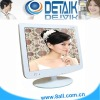 DTK-1516 15inch White Color LCD Monitor / White Lcd Monitor