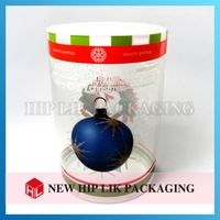 New Clear Plastic Tube Packaging