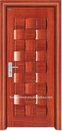 Wood painting bedroom door design BG W9023 View new