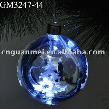 christmas hanging line light ornament