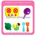 juego de la cocina y aprender del juguete para los niños