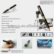 HD mp9 tube hidden camera pen