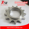 Stainless steel sprocket 08B