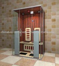 2015 far infrared sauna house wholesale sauna cabin