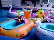 Amusement Kids & Adults Aqua Hand Paddle Boat Pedal Boat Prices