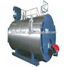 1-10 ton/h WNS series gas fired steam boiler