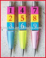 Magic cube ball pen