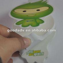 2012 factory customized any shape sticky notepad