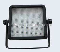 Portable High CRI portable bi-color LED camera light