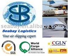 Air freight from Hongkong to Milan/Milano--Dennis