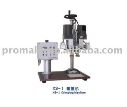XS-I semi automatic table-top capping machine