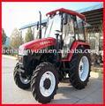 precio bajo de alta eficiencia de tractor agrícola con una perfecta del motor del tractor