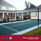 Sports Interlock Plastic Floor For Tennis