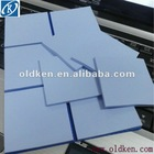 silicone thermal gap pads with 3M adhesive tape