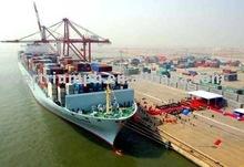 Sea Freight From Guangzhou to Pakistan