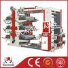 YT Series six color plastic film flexible printing machine