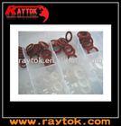 200PC Fibre & Nylon Washer Assortment