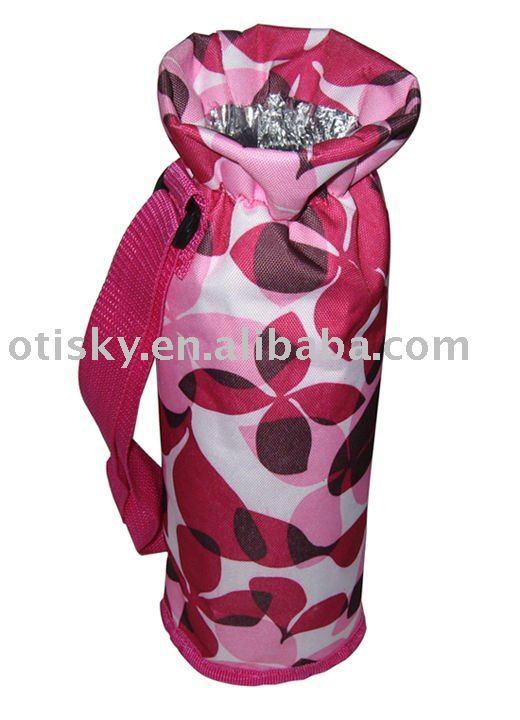 Promotional cheaper bottle cooler bag