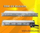 4 in 1 analog TV modulator