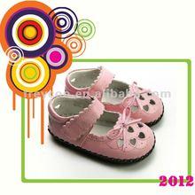 Super lindo& de moda zapatos de bebé pb-1006pk