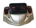 con calefacción por infrarrojos de la circulación de la sangre masajeador de pies