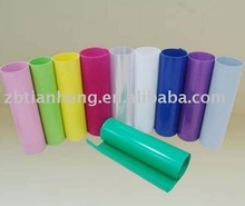 PVC sheet material as blister forming/vacuum forming/thermal forming