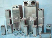 Weal Yield heat exchanger