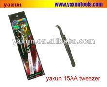 yaxun15AA STAINLESS STEEL tweezer