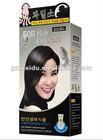 Gold lucid ganoderma black oil hair magic tint