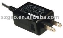 Cable wall adapter 3v 2a 3.3v 2a 4.5v 1.6a 5v 2a 6v 1.8a 9v 1.3a 10V 1.2A 12V 1A 15V 0.8A