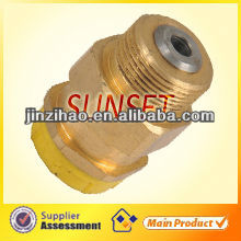Copper for MS5-9 nozzle head, used in Weishaupt oil burner