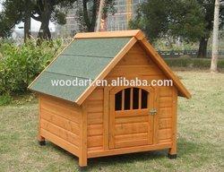 HOT! Wooden Dog Kennel