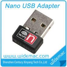 MTK RT7601 MINI WIFI Adapter Nano Card/mini Wifi Adapter/Wireless USB Dongle (SL-1511N)