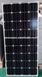 High Efficiency 140W /12V Monocrystalline Silicon solar panel