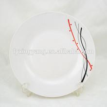 porcelain plate,porcelain plate 3 compartment