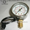 Waterproof Photovoltaic CNG pressure gauge
