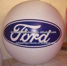 PVC inflatable balloon advertisement