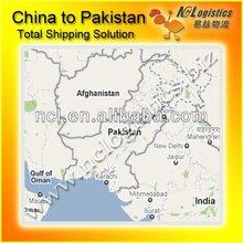 foshan/guangzhou/shenzhen to Karachi imports from China to Pakistan