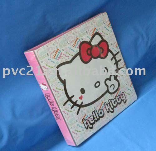 Hello Kitty Folders Hello Kitty Carpeta de Archivo