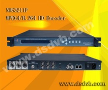 MPEG-4 H.264 HD/SD Encoder