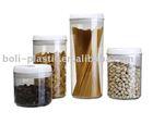 plastic airtight seal container